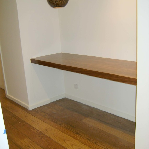 Bookcase shelf