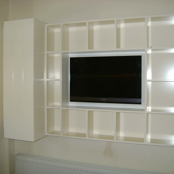 Wall tv unit 3